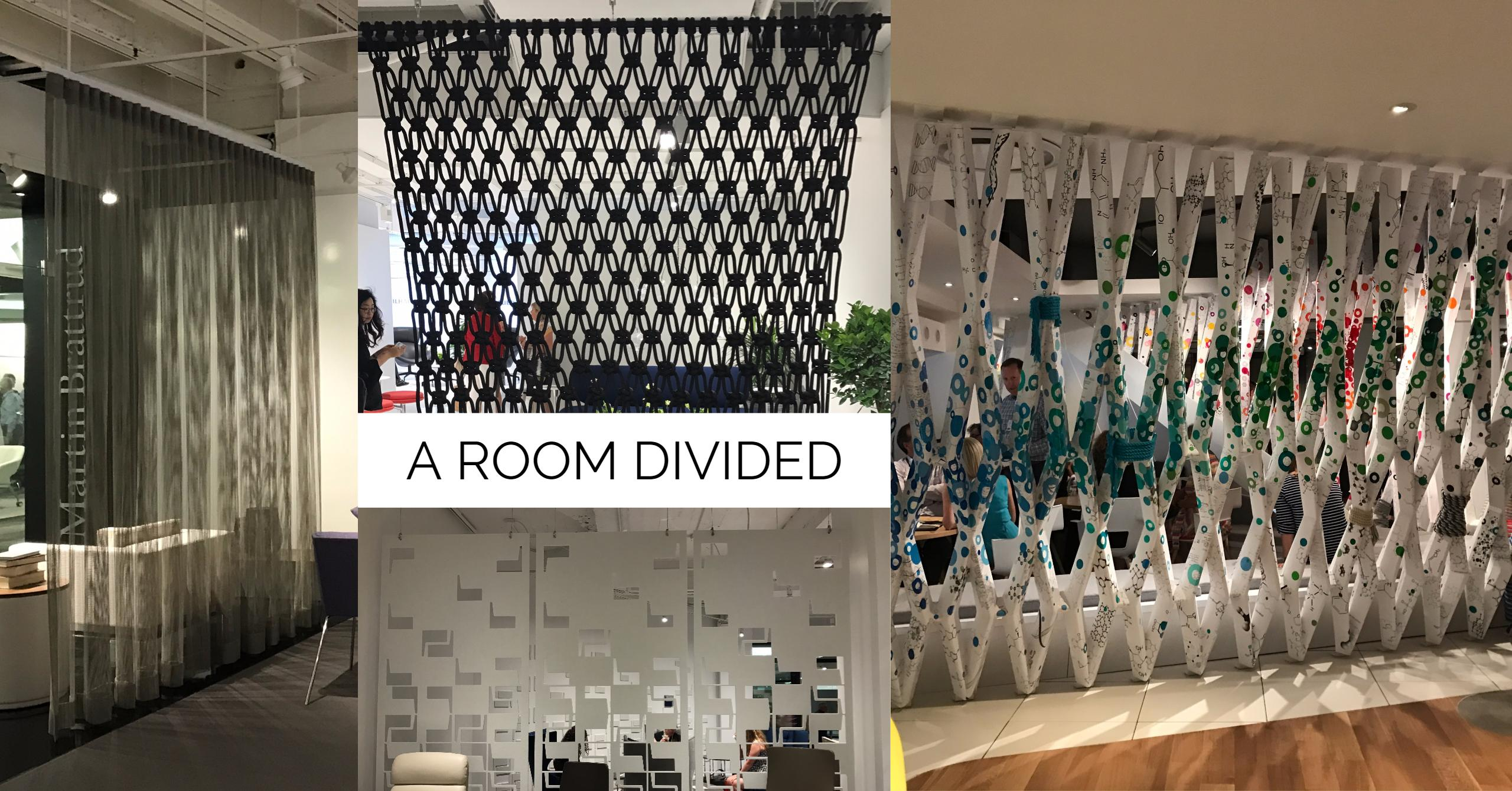 NEOCON 2017 A Room Divided Benchmarc Display