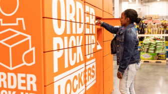 In - Store Pickup Locker - Retail Post Covid-19