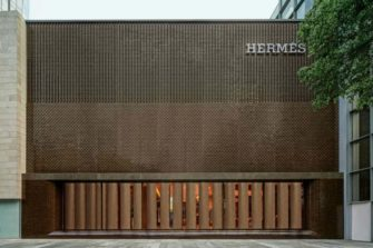Hermès store in Guangzhou, China recorded stunning sales after the lockdown was relaxed
