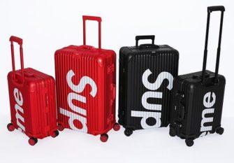 Supreme x Rimowa Suitcase