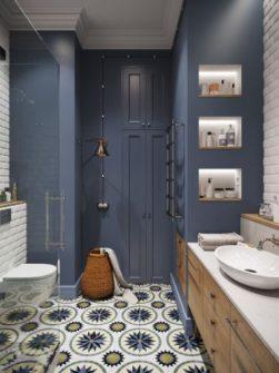 hygge bathroom 2